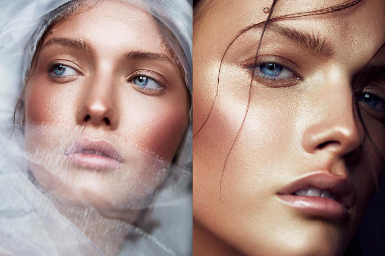 Beauty Editorial from Noelia