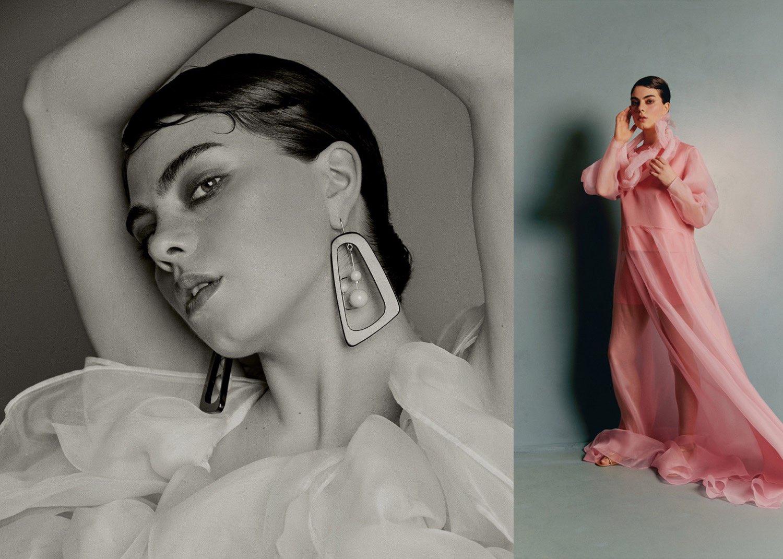 Neue Arbeit von Jelena für The Melon Magazine