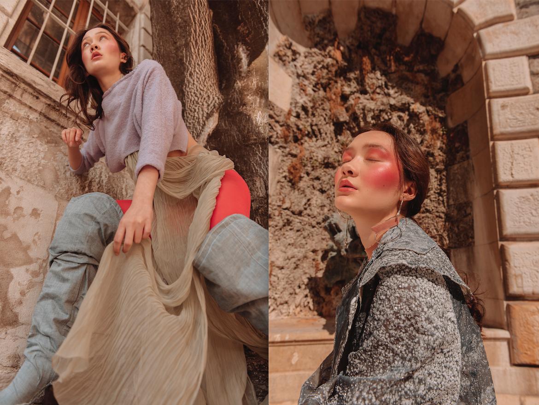 Neue Arbeit von Juliette für Flanelle Magazine
