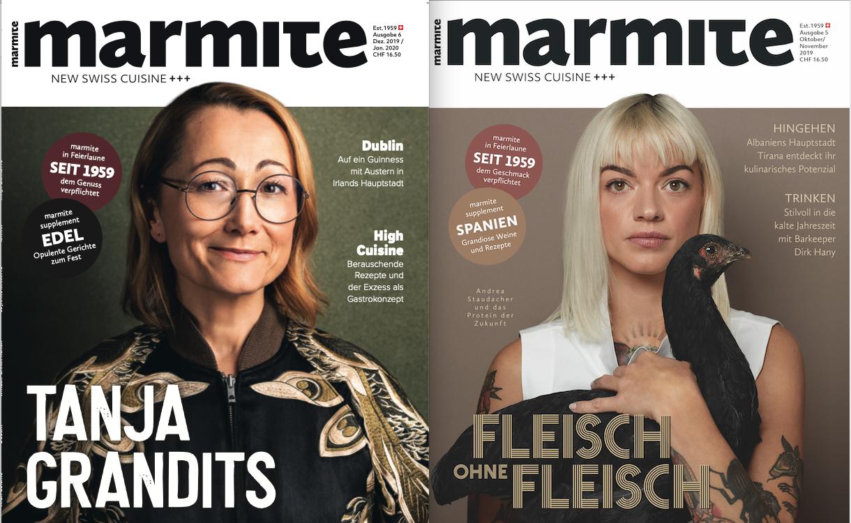 New work of Laura for Marmite Verlag