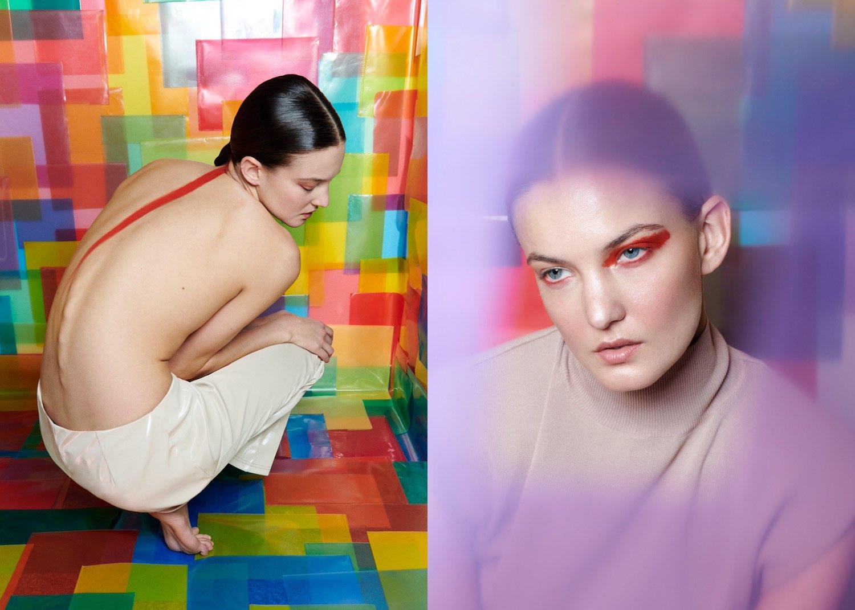 Neue Arbeit von Laura und Letizia