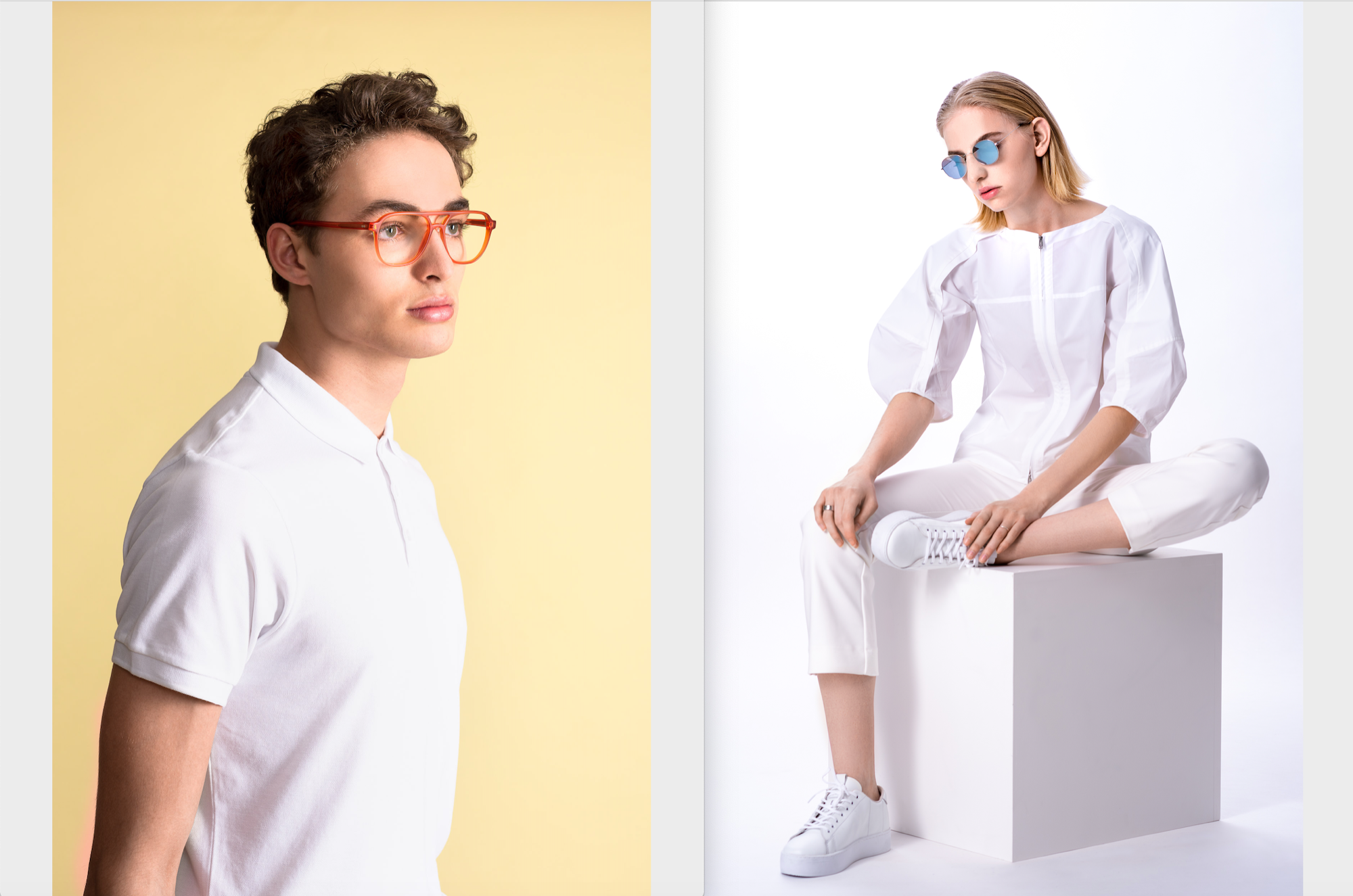 New work of Mimmi for Bonocler Eyewear