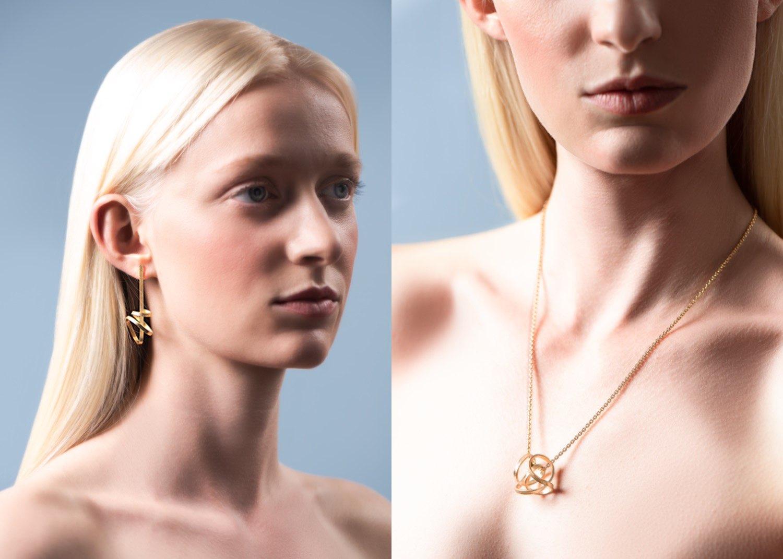Neue Arbeit von Mimmi für Goldlabor