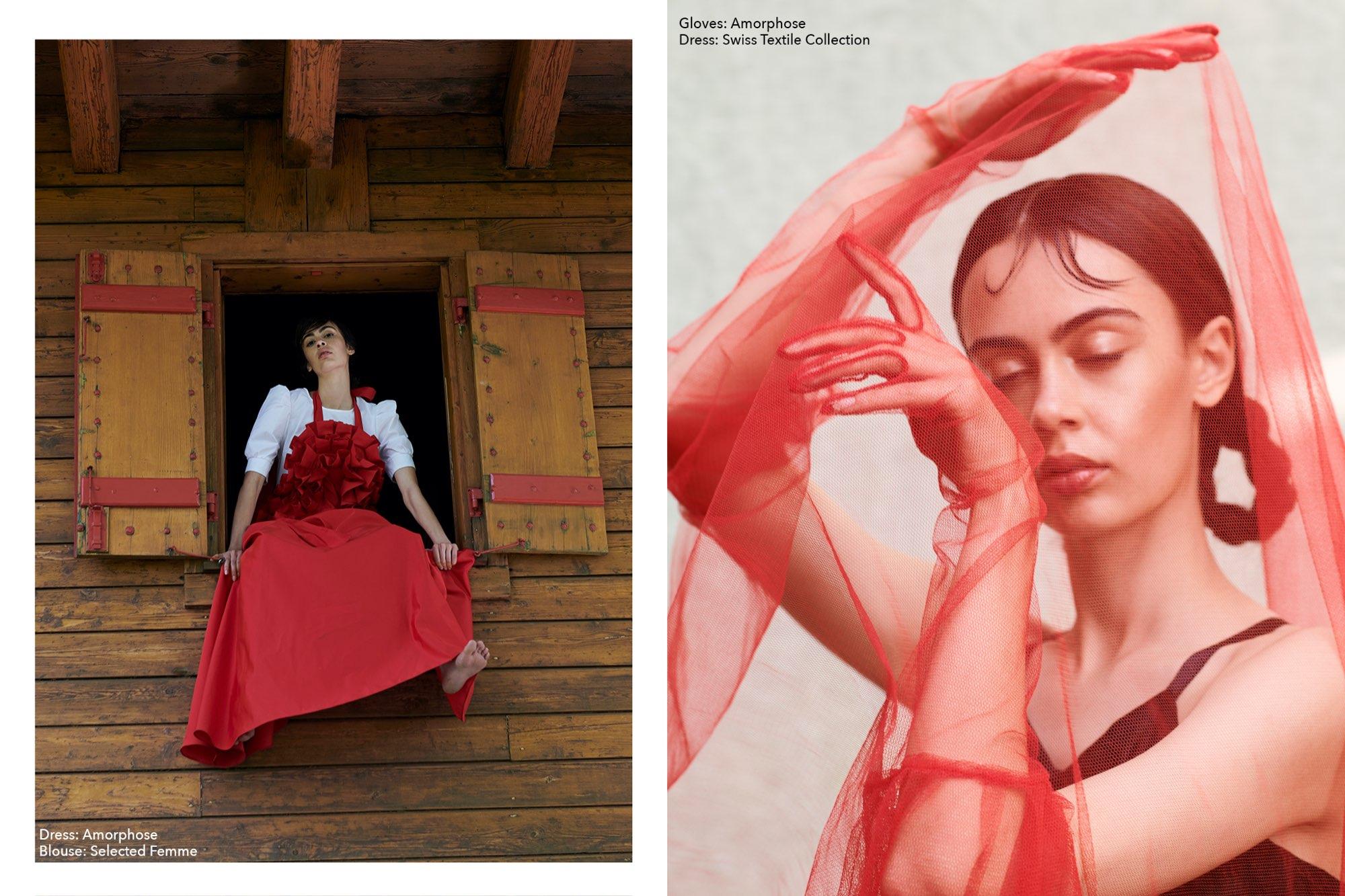 Neues Editorial von Laura für Flanelle Magazine