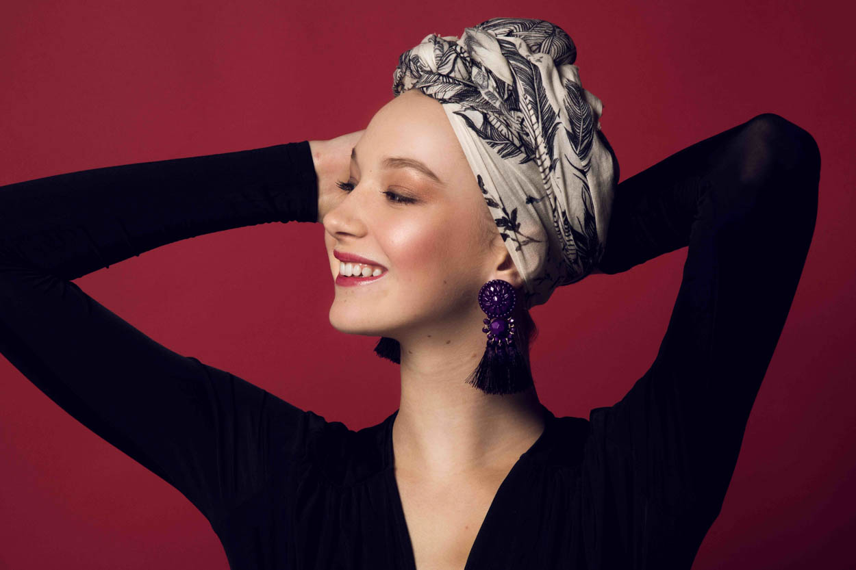 Turban Look - Variante 2