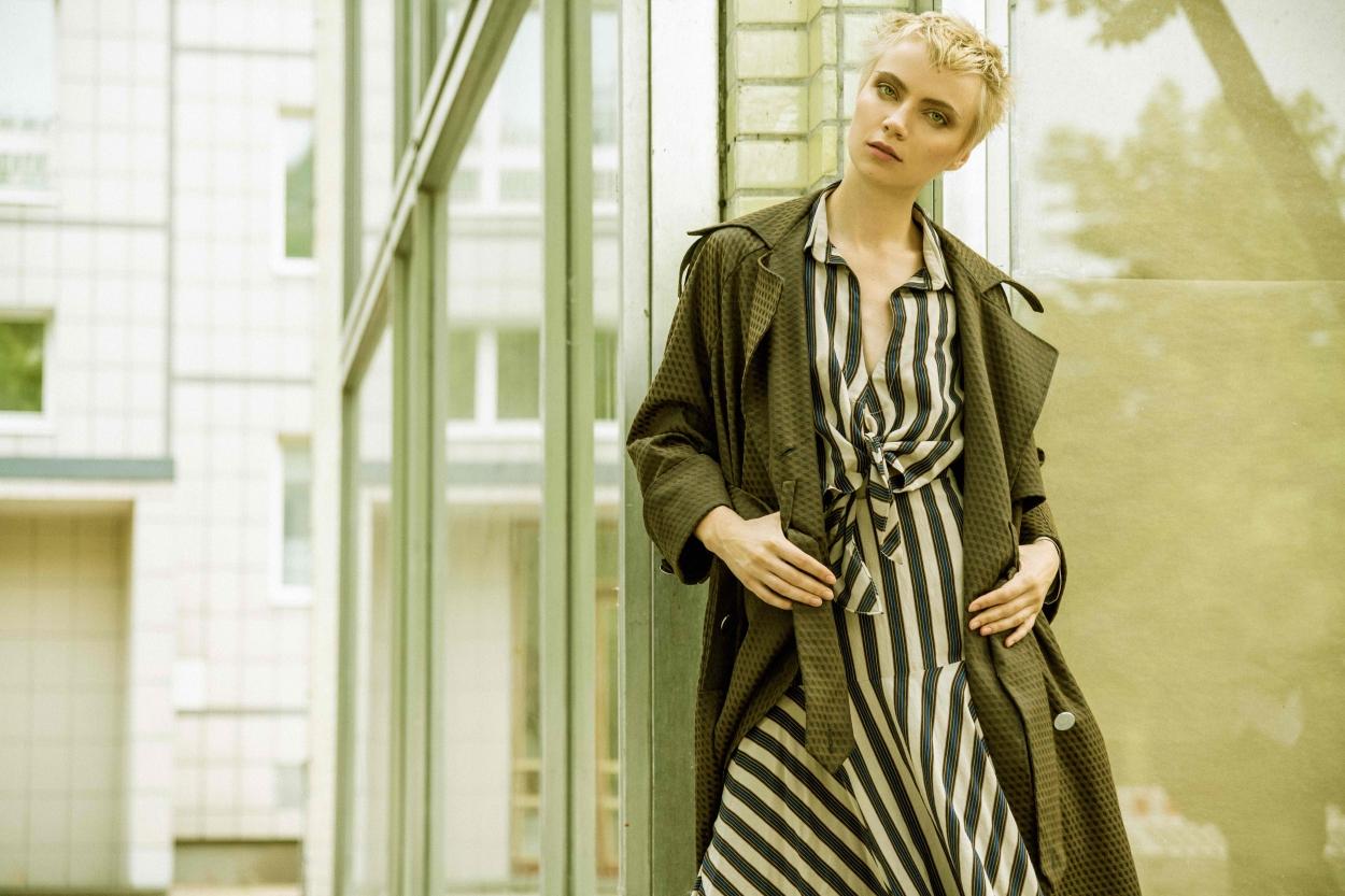 Wind of change - das neue Editorial von Julia für Faces Magazine
