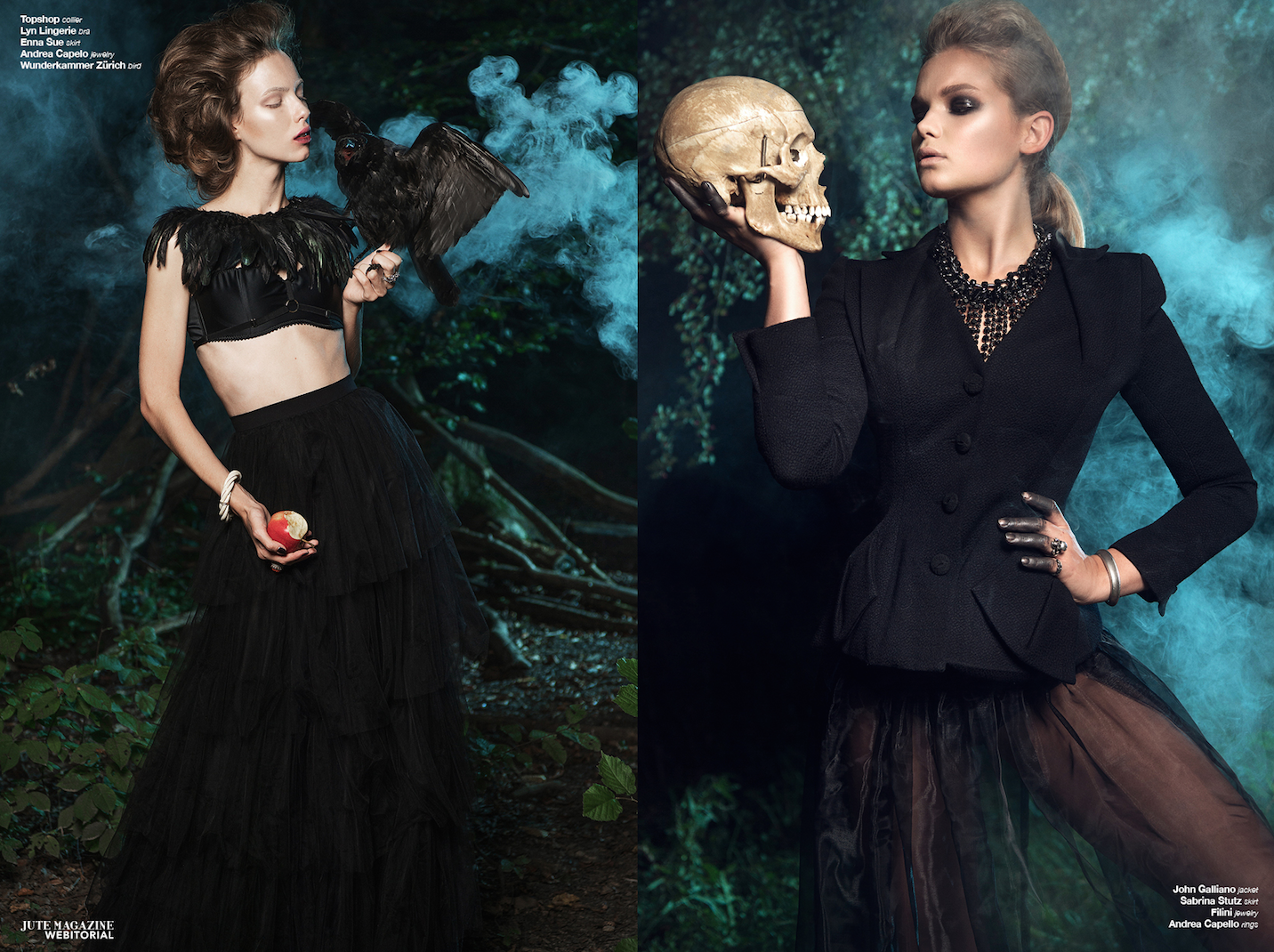Hair, Nail, Make-up und Fashion styling portfolio / letizia-abbatiello - revenge---totenkopf-ID170-1.png?v=1585908065