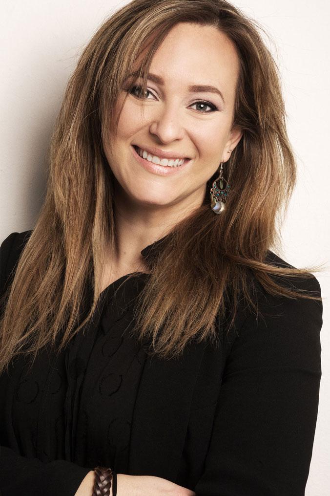 Portrait von Fabienne Pauli