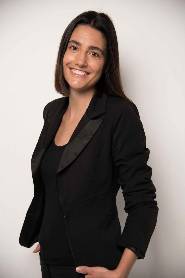 Portrait von Sabrina Corvaglia